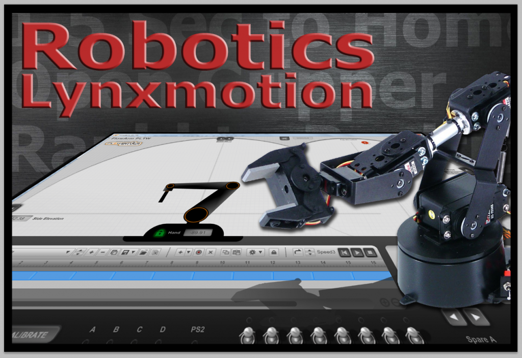 Robotics Lynxmotion Solutions » Chris and Jim CIM