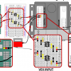Why do I need a resistor with Inputs on robots and micro-controllers?