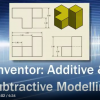 What's the simplest way to design in Inventor?