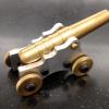 Brass & Aluminum Cannon